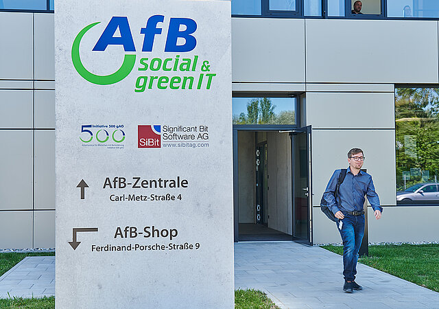 AfB-Zentrale
